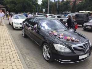 Аренда свадебного автомобиля в Краснодаре